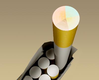 YACHT cigarettes