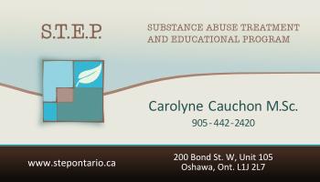 STEP Business Card