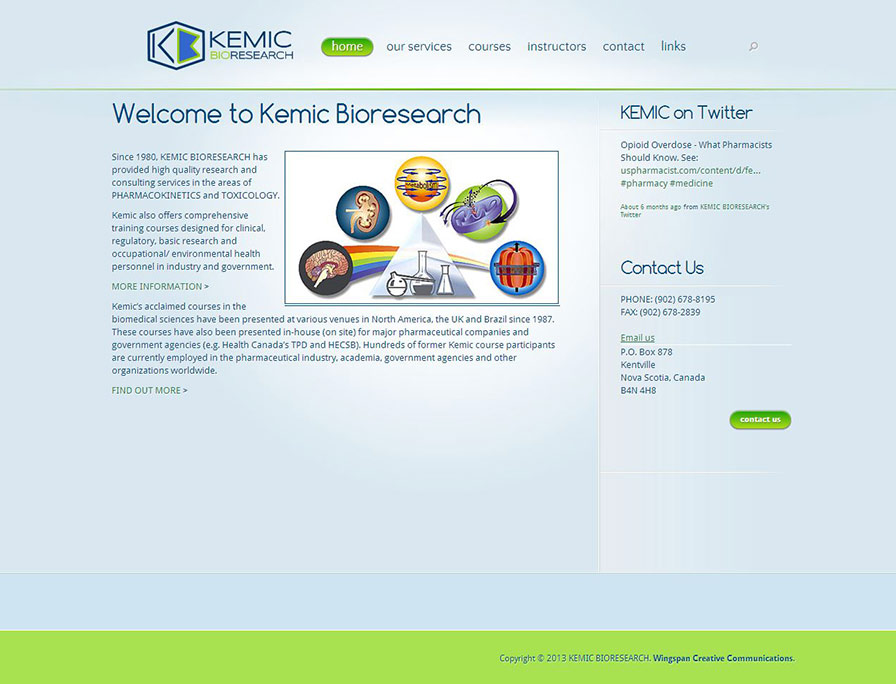 Kemic-website