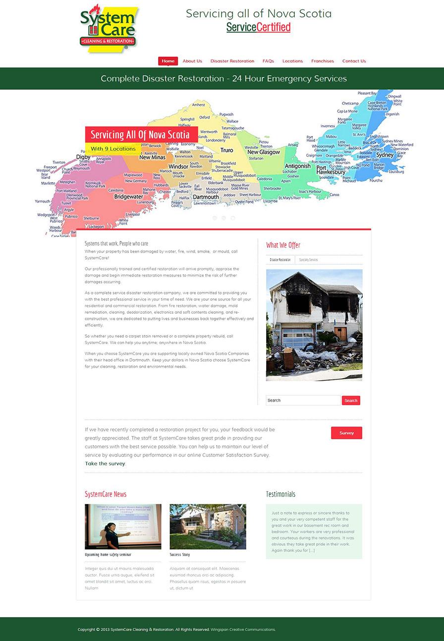 systemcare-website
